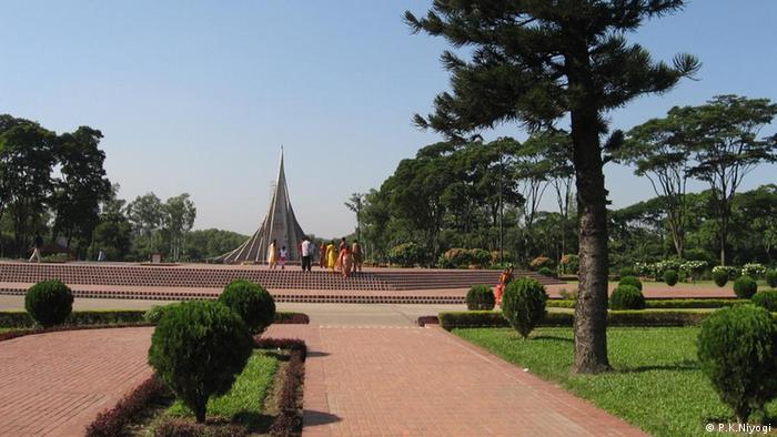 Bangladesch Monument Jatiyo Smriti Soudho