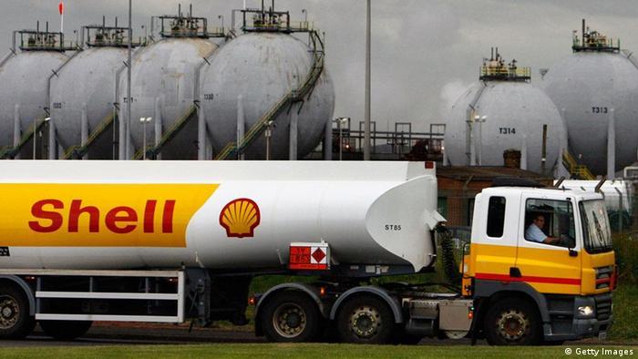 شرکت نفتی رویال داچ شل