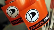 Landtagswahl im Saarland 2012 Piratenpartei