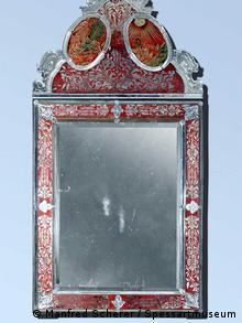 Зеркало в музее Шпессарта
