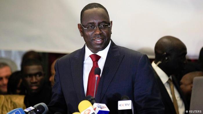 Macky Sall Premierminister Senegal