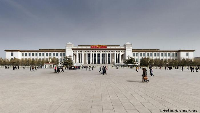 National Museum of China, Peking 2011 © Gerkan, Marg und Partner, Foto: Christian Gahl