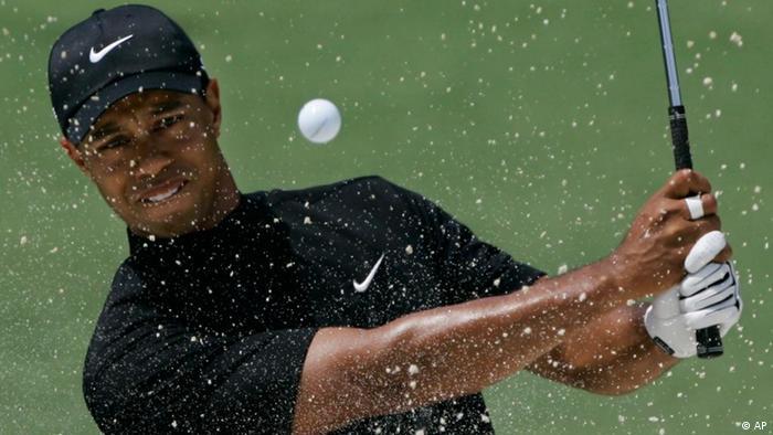 Tiger Woods neu