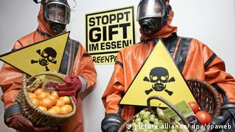 Pestizide in Obst und Gemüse Greenpeace bewertet Lebensmittel