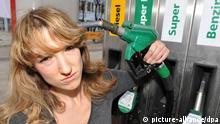 Steigende Benzinpreise trüben das Konsumklima