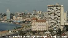 Skyline von Luanda