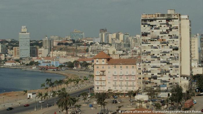 Panorama de Luanda