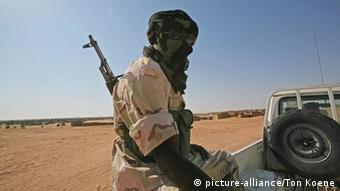 Wapiganaji wa makabila kusini mwa Sudan.