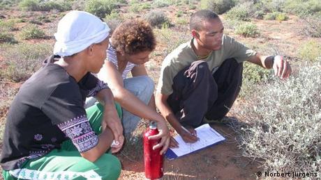 SASSCAL- Aufbau von Kompetenzenzentren für Klimawandel und Landnutzung im Südlichen Afrika (Norbert Jürgens)