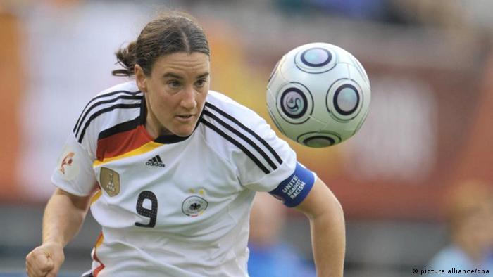 Fußball Frauen Birgit Prinz (picture alliance/dpa)