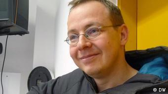 Ben Kaden a blogger from Eisenhüttenstadt.