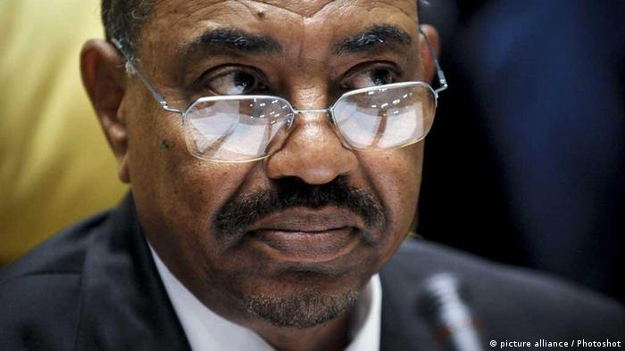 Rais wa Sudan, Omar Hassan al Bashir.