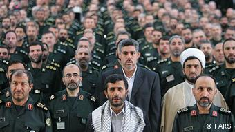 Revolutionswächter Iran (FARS)
