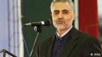 قاسم سلیمانی، فرمانده نیروهای قدس سپاه پاسداران