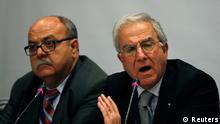 """ایران در حاشیه نشست """"شورای ملی سوریه"""" در ژانویه ۲۰۱۲ در استانبول به همکاری با رژیم سوریه برای سرکوب معترضان سوری متهم شد"""