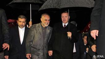 رجب طیب اردوغان در تهران درباره سوریه و پرونده هستهای ایران گفتوگو میکند