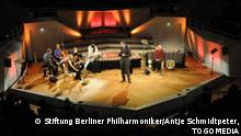 Unterwegs Konzertreihe Berlin Berliner Philharmoniker
