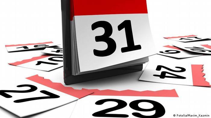 Изображение календаря