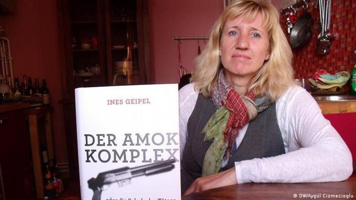 Cuando Geipel supo de lo sucedido en la escuela de Ertfurt se quedó consternada.
