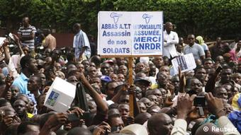 Mali / Proteste / Demonstration / Bamako
