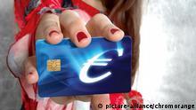 Symbolbild Blue Card für Europa