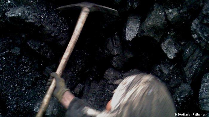 Kohleförderung Afghanistan