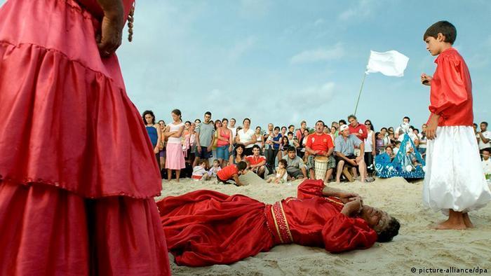 Uruguay Religionen aus Afrika Umbanda in Montevideo