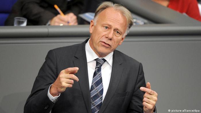 Bundestagsdebatte 29.03.2012 (picture-alliance/dpa)