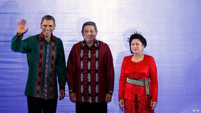 Indonesien ASEAN Gipfel in Bali (AP)