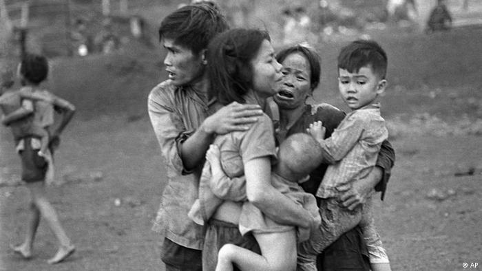 Bildgalerie Horst Fass Vietnamkrieg