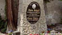 Grab der Eltern von Adolf Hitler