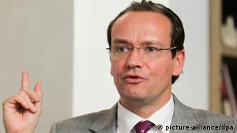 Gunther Krichbaum je predsjednik Odbora za Europsku uniju u Bundestagu