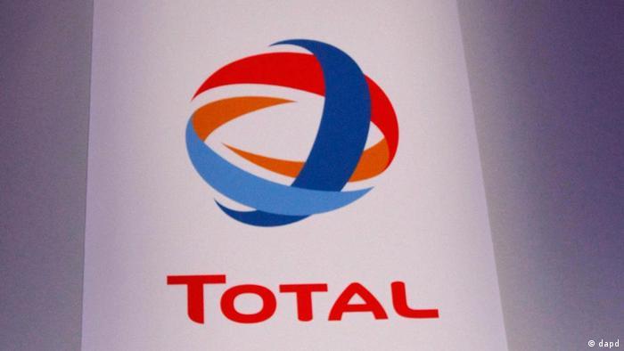 Frankreich Energie Firma Total