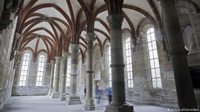 Monasterio de Maulbronn (Patrimonio Cultural de la Humanidad de la UNESCO).