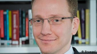 Portrait Guntram Wolff, Direktor des Bruegel Instituts