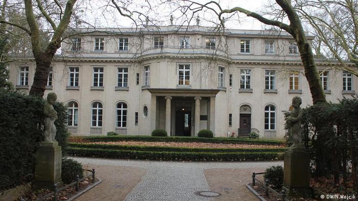 A conferência de Wannsee e a Solução  Final