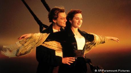 100 Jahre Untergang der Titanic (AP/Paramount Pictures)