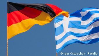 Symbolbild deutsch-griechische Kooperation