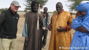 Projeto de irrigação Mali Norte é financiado com dinheiro alemão, mas o coordenador acredita que o trabalho não será interrompido
