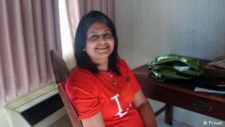 Jayashree aus Indien