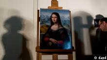 Mona Lisa Kopie Madrid