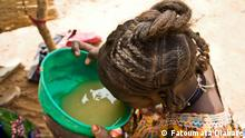 Flüchtlinge aus Mali in Flüchtlingslager in Niger