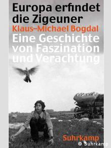 Buchcover: Europa erfindet die Zigeuner. Eine Geschichte von Faszination und Verachtung - Foto: Suhrkamp Verlag