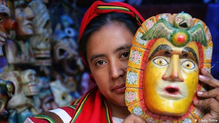 Blandina: mujeres guatemaltecas, vitales y protagonistas de la sociedad. (Foto: Cibely Dohle).