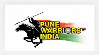 Bildergalerie Cricket Logos: Pune Warriors India