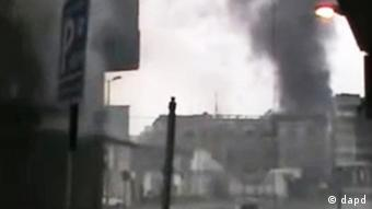 Syrien lehnt Annan-Forderung nach Niederlegung der Waffen ab ACHTUNG SCHLECHTE QUALITÄT