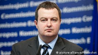 Mandatar za sastav nove vlade Ivica Dačić