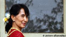 Aung San Suu Kyi Nachwahlen in Birma 2012