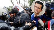 Treffen Freunde von Syrien in Istanbul