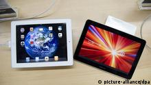 Ipad Samsung Galaxy Pad Urteil